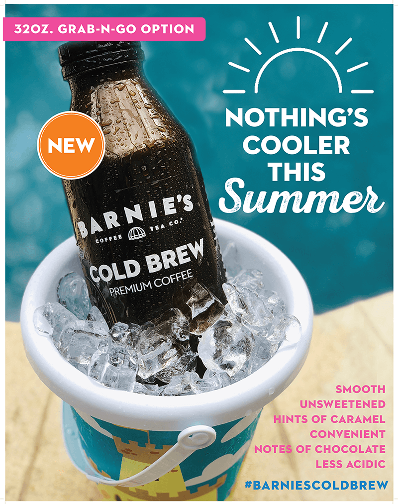 Barnie's Cold Brew Now Available