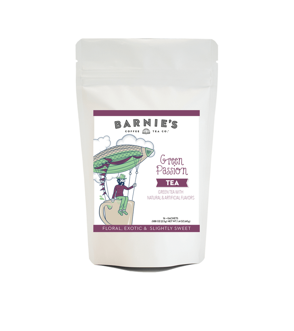 Barnie's Coffee & Tea Green Passion Tea