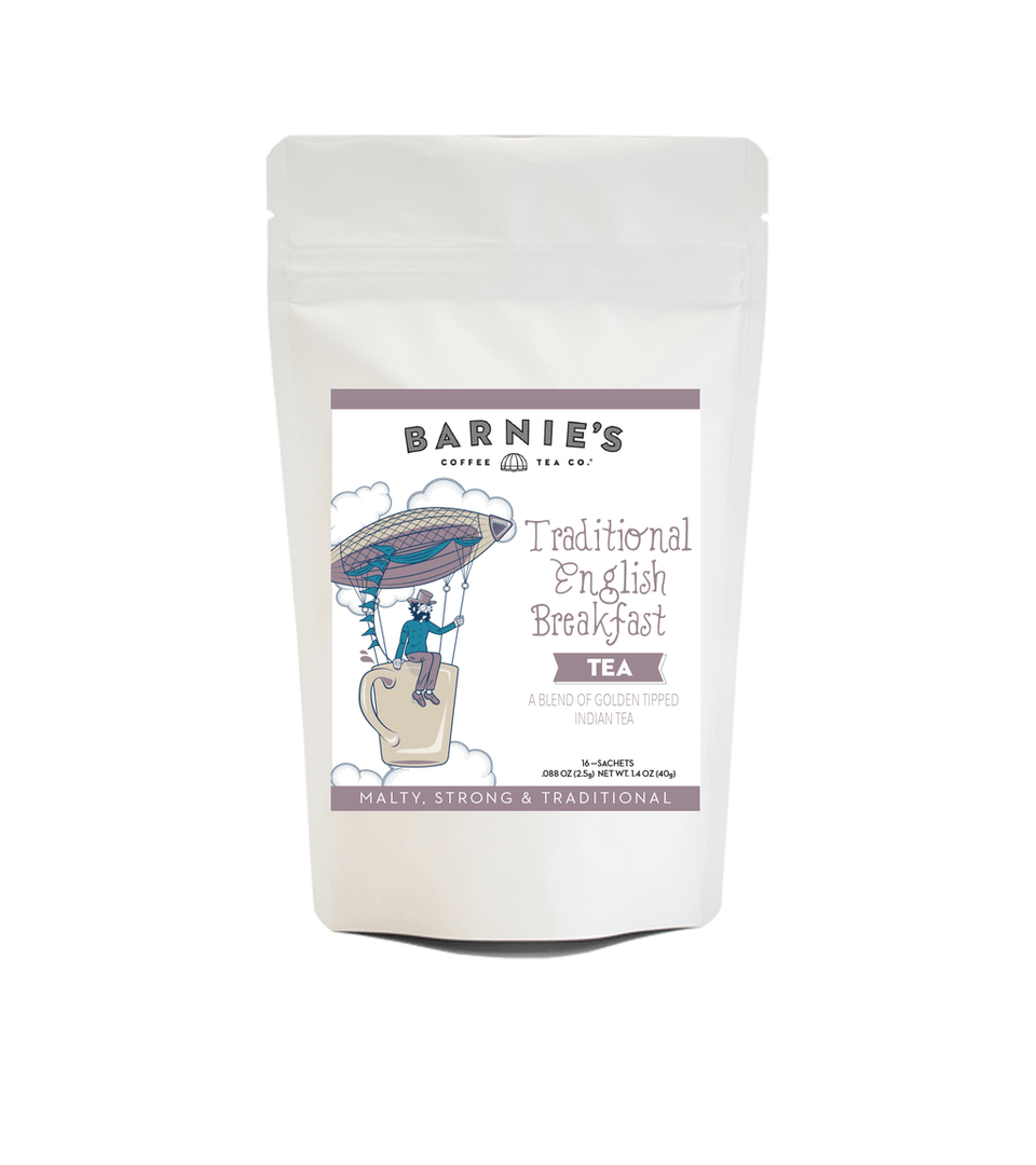 Barnie's Coffee & Tea Breakfast Tea