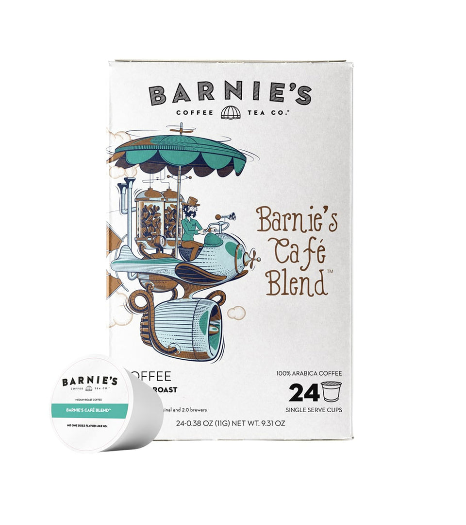 Barnie's Café Blend® Single Serve Cups, 24ct.