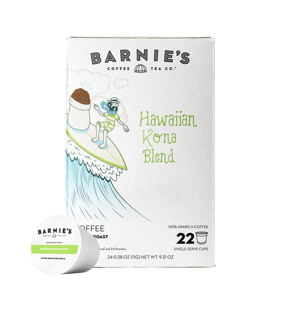 Hawaiian Kona Blend Single Serve Cups, 22ct.