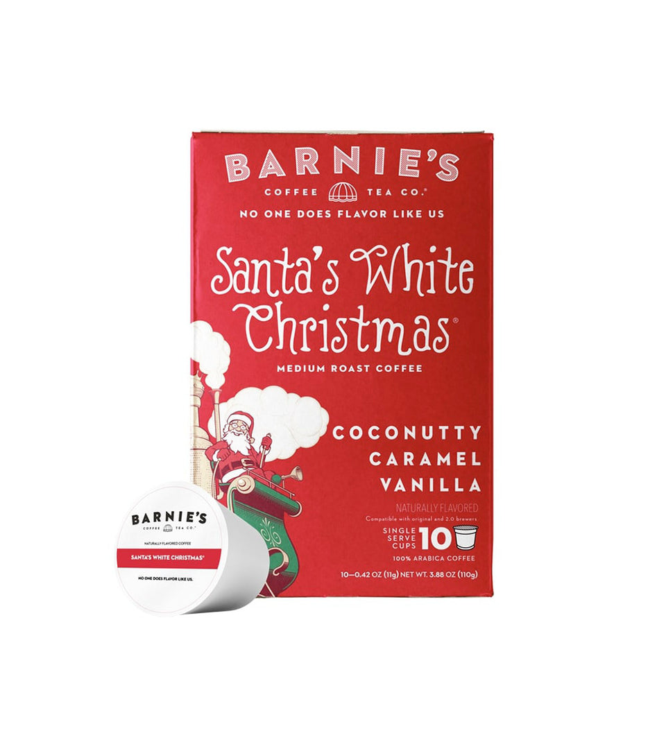 Santa's White Christmas® Single Serve Cups, 10ct.