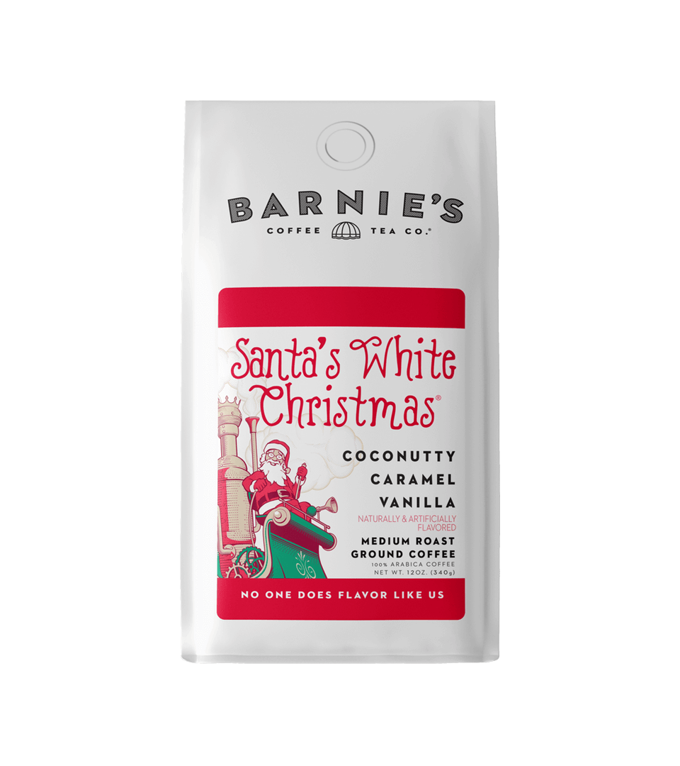 Santa's White Christmas Ground - Create Your Own