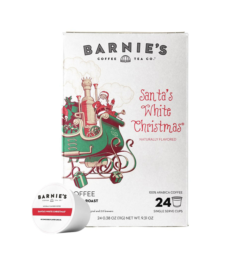 Santa's White Christmas® Single Serve Cups, 24ct.
