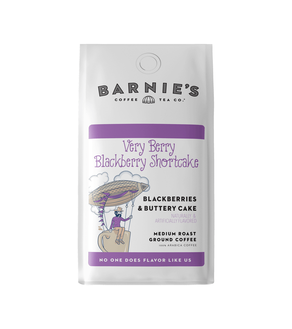 Very Berry Blackberry Shortcake Bagged Coffee