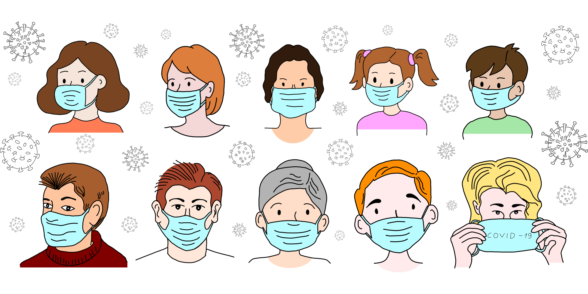 When and how to use a surgical face mask?
