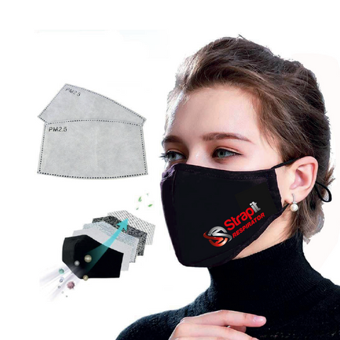COMPANY BRANDED REUSABLE MASKS