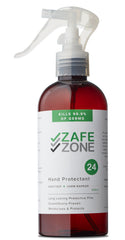 ZAFEZONE : 30 DAY SURFACE & HAND  PROTECTANT