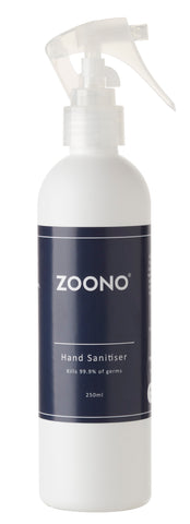 ZOONO HAND SANITISER AND PROTECTANT