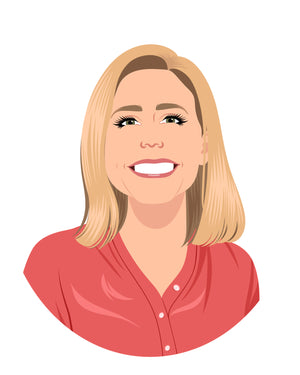 Custom Headshot Illustration