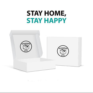 "Braunschweig Box #5 ""Stay Home, Stay Happy"""