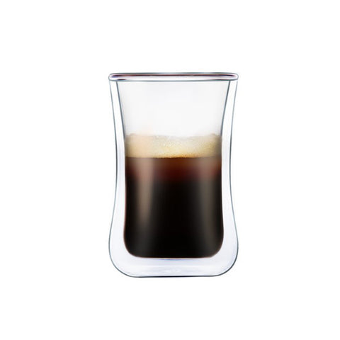MIBUU Mini - Double Wall Glasses<BR/>手工雙層玻璃杯禮盒 100ml (小)