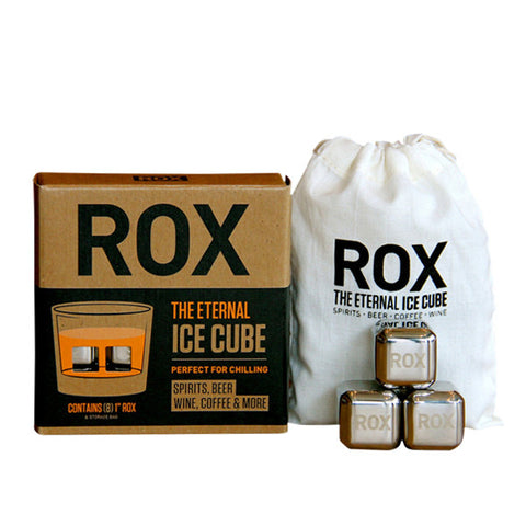 ROX The Eternal Stainless Steel Ice Cube<br/>不銹鋼冰石