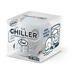FRED & FRIENDS The Chiller Ice Mold<br/>骷顱頭造型製冰模 - Shark Tank Taiwan