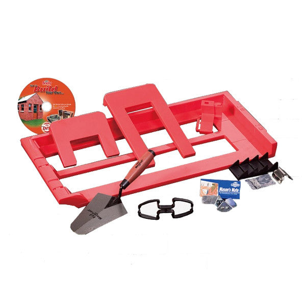BRICKY The Professional Wall-Building Tool<BR/>專業砌牆工具組