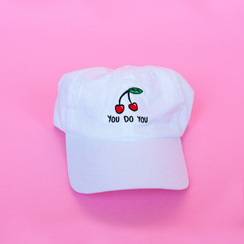 THE STYLE CLUB<br/>You Do You Baseball Cap 棒球帽