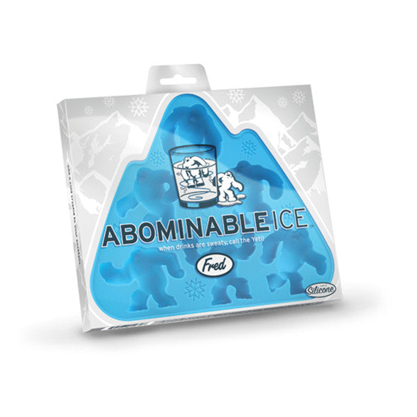 FRED & FRIENDS Abominable Ice<BR/>雪怪造型製冰盒 - Shark Tank Taiwan