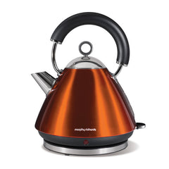 MORPHY RICHARDS Pyramid Kettle<br/>快煮笛音壺 (共4色) - Shark Tank Taiwan