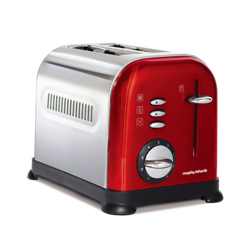 MORPHY RICHARDS Toasters<br/>九段溫控不鏽鋼烤麵包機 - Shark Tank Taiwan
