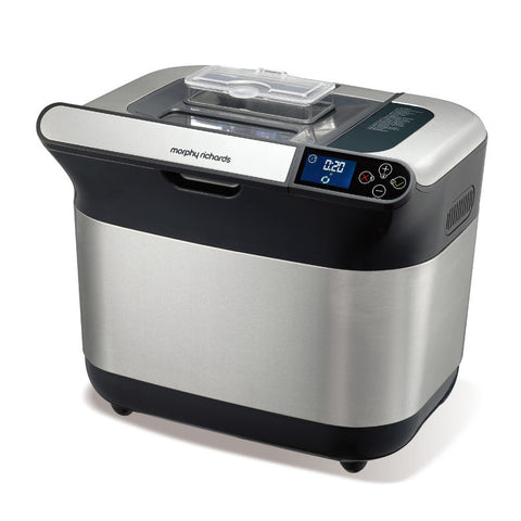 MORPHY RICHARDS White Premium Plus Breadmaker<br/>製麵包機