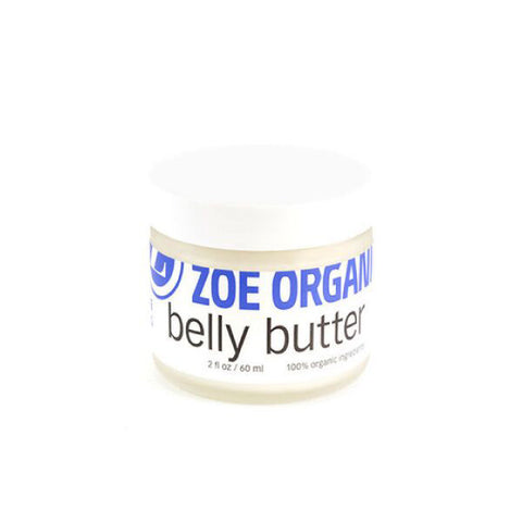 ZOE ORGANIGS Belly Butter植潤媽咪撫紋霜