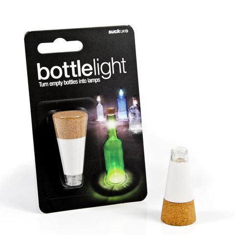 SUCK UK Bottle Light<br/>照亮酒瓶 LED 燈