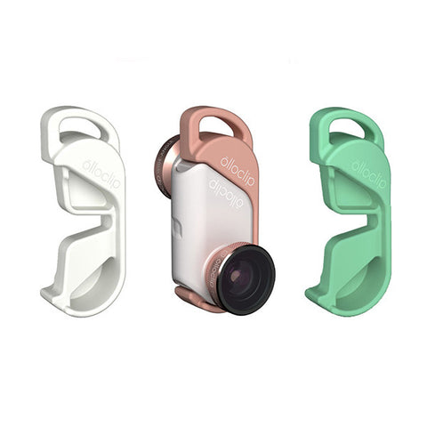 OLLOCLIP 4 In 1 Lens Set<br/>4 合 1 鏡頭 + 掛環組 iPhone 6/6 Plus/6S/6S Plus (共3色)