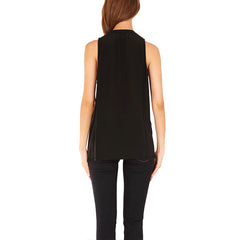 "3.1 PHILLIP LIM Cut In ""Lights Out"" Tank<BR/>彩色串珠背心"
