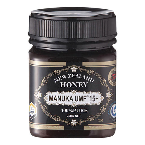 NEW ZEALAND HONEY Premium Manuka UMF15+<br/>麥蘆卡蜂蜜 UMF15+