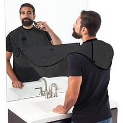 BEARDKING Beard Bib Black<BR/>鬍渣捕手圍兜 - 黑