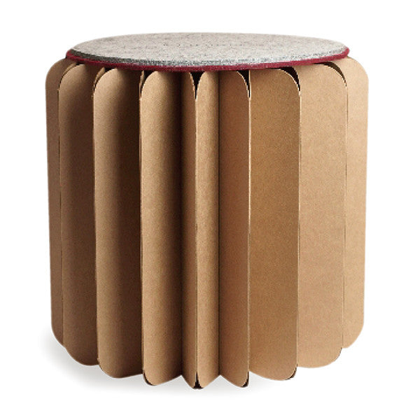 BOOKNITURE A Furniture Hidden In A Book - Brown<br/>書本式移動傢俱 - 卡其色 - Shark Tank Taiwan