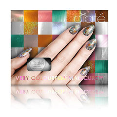 CIATÈ Very Colourfoil Manicure Set Carnival Couture<BR/>金箔指甲油組合 (共3款) - Shark Tank Taiwan