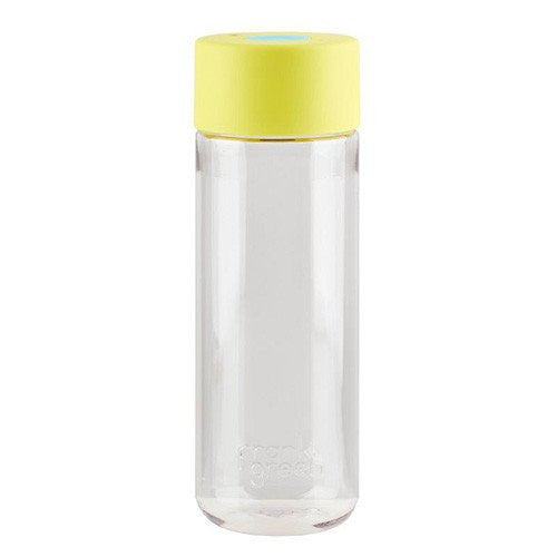 FRANK GREEN Smart Bottle Sunrise<br/>環保水瓶 740ml - 日出 - Shark Tank Taiwan