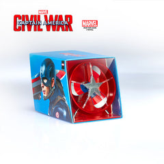 CAPTAIN AMERICA Civil War<br/>美國隊長 USB 經典迷你風扇 - Shark Tank Taiwan