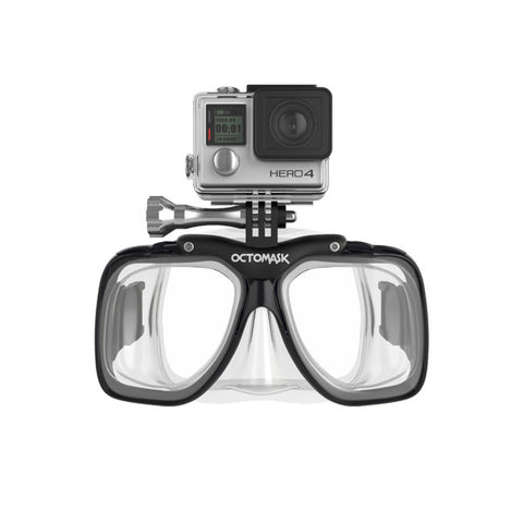 OCTOMASK Dive Mask For Gopro<br/>GoPro 自由潛水面罩 (共2色)