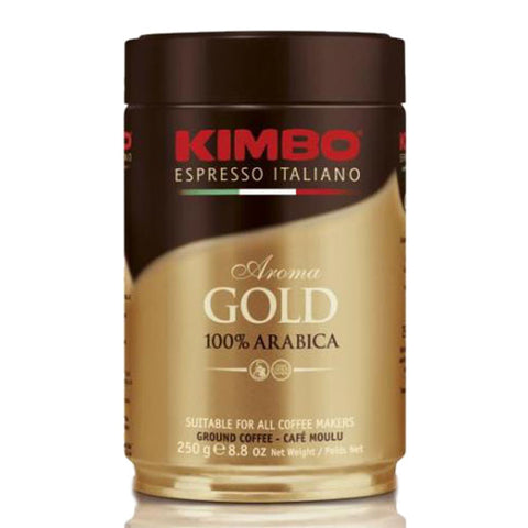 KIMBO 100% Arabica Coffee<br/>金牌 100% 阿拉比卡咖啡粉 - Shark Tank Taiwan