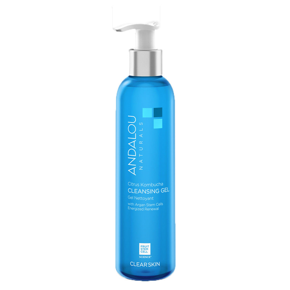 ANDALOU Citrus Kombucha Cleansing Gel <br/>康普茶酵素洗面凝膠 178ml
