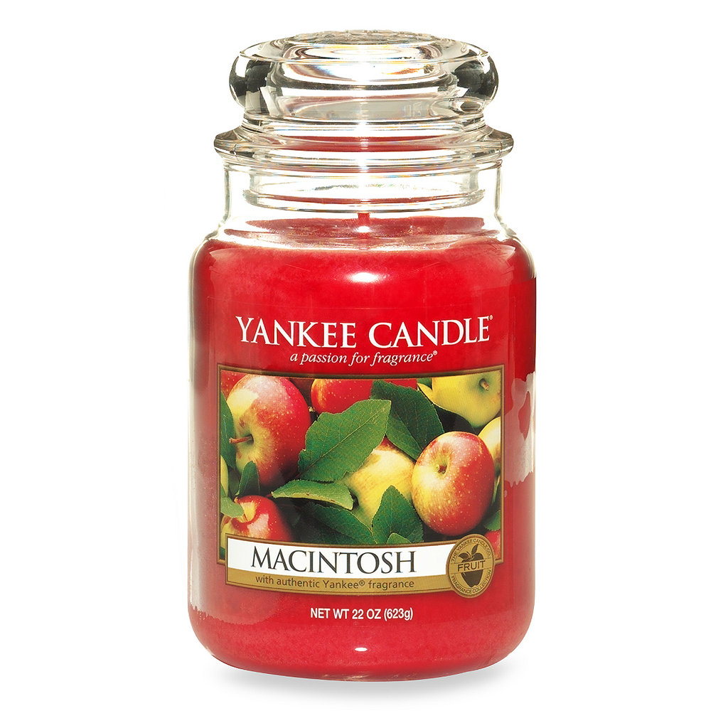 Yankee Candle® Housewarmer® MacIntosh Scented Candles - Shark Tank Taiwan