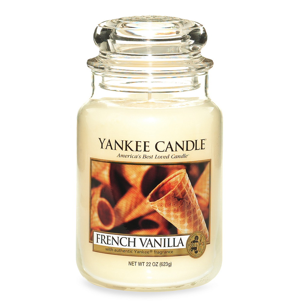 Yankee Candle® Housewarmer® French Vanilla Large Classic Candle Jar - Shark Tank Taiwan
