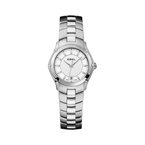 EBEL - Women's Swiss Sport Stainless Steel Bracelet Watch 27mm 1216015