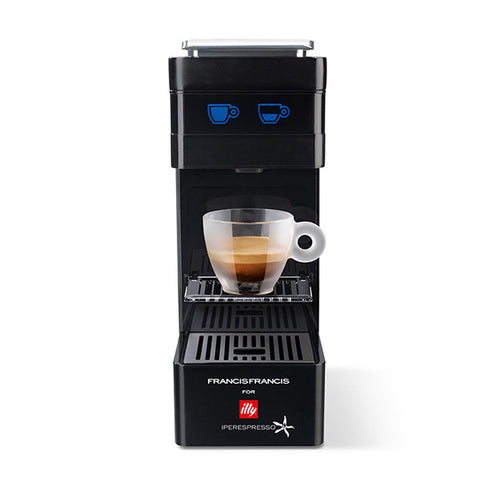 ILLY Y3 Iperespresso<br/>膠囊咖啡機 - 酷炫黑