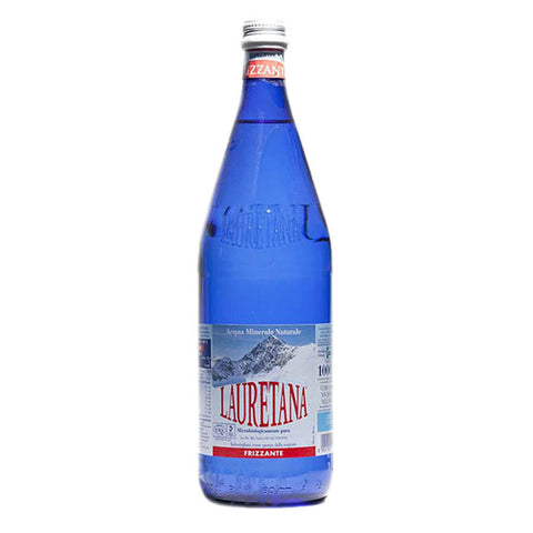 LAURETANA Sparkling Glacier Water - Glass<br/>冰河氣泡水-玻璃瓶 (18瓶)