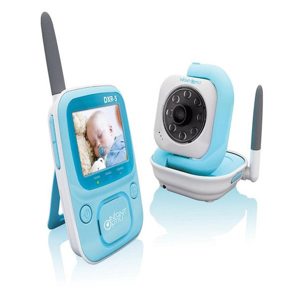 Infant Optics DXR-5 2.4 GHz Digital Video Baby Monitor with Night Vision - Shark Tank Taiwan