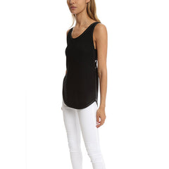 3.1 PHILLIP LIM Athletic Knot Tank<br/>後背打結針織背心