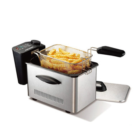 MORPHY RICHARDS Professional 2L Red Deep Fat Fryer<br/>電子溫控油炸鍋