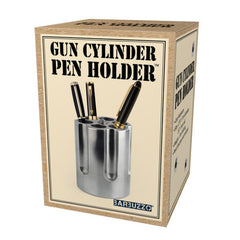 BARBUZZO Gun Cylinder Pen Holder<br/>轉輪彈倉筆筒
