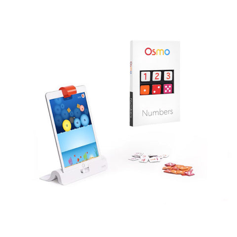 OSMO Genius Kit<br/>iPad 互動式遊戲學習系統 - 進階版 - Shark Tank Taiwan