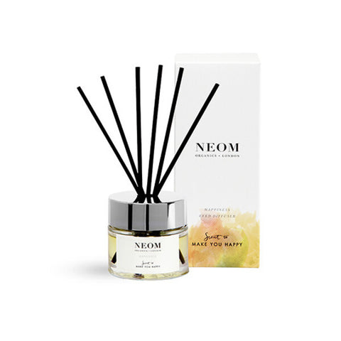 NEOM Happiness Ultimate Reed Diffuser<br/>幸福愉悅室內擴香 - 100ml