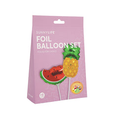 SUNNYLIFE Foil Balloons Fruit Salad-Small<br/>水果沙拉鋁箔氣球 (小)