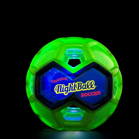 TANGLE NIGHTBALL<br/>超亮光 LED 球 - 足球